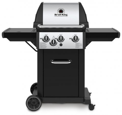 Plynový gril Broil King Monarch Tm 340 Black